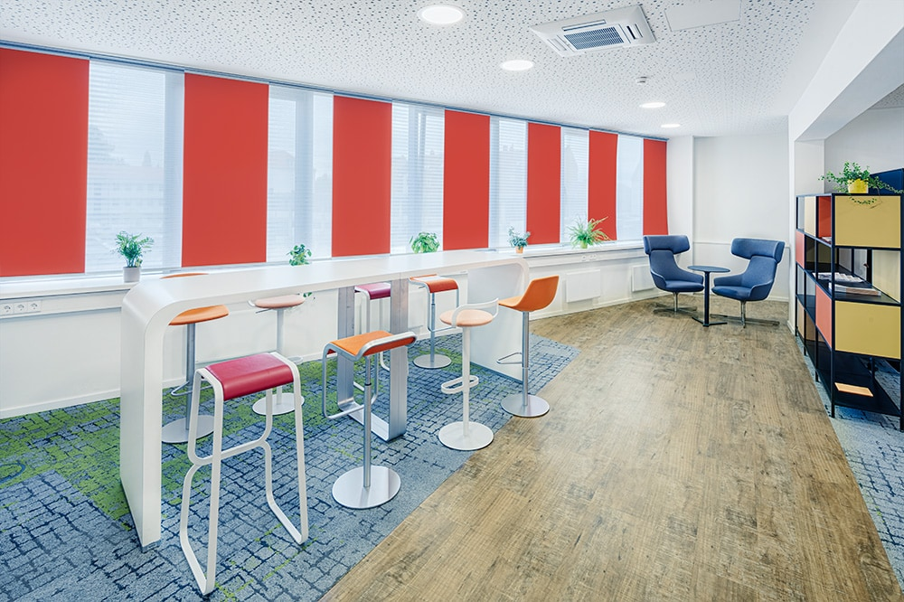 Büro Besprechungsraum Möbel