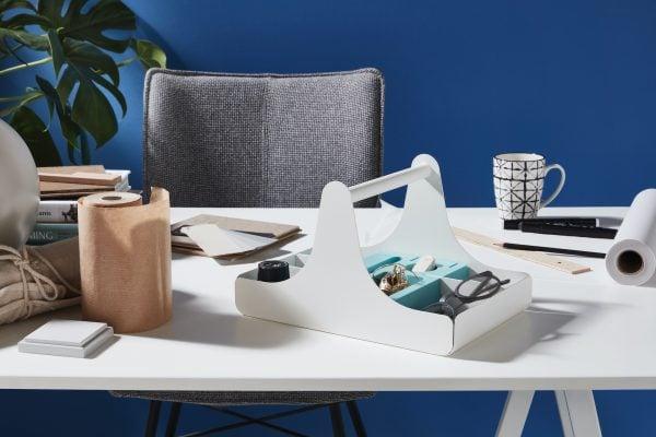Palmberg BricBox für Ordnung auf dem Schreibtisch