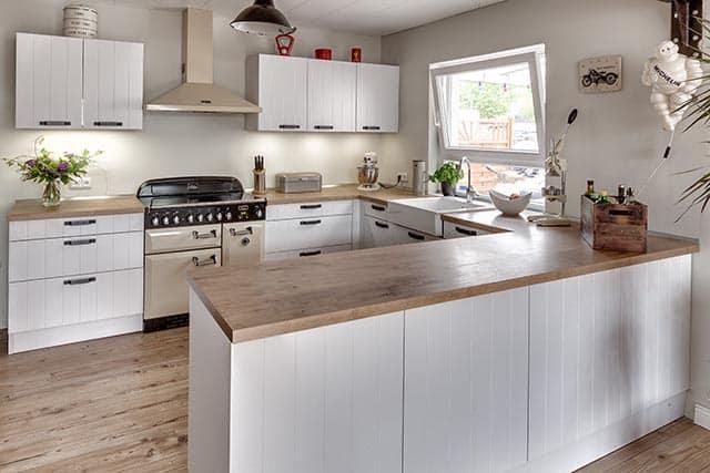 Küchentreff Einbauküche U-Form