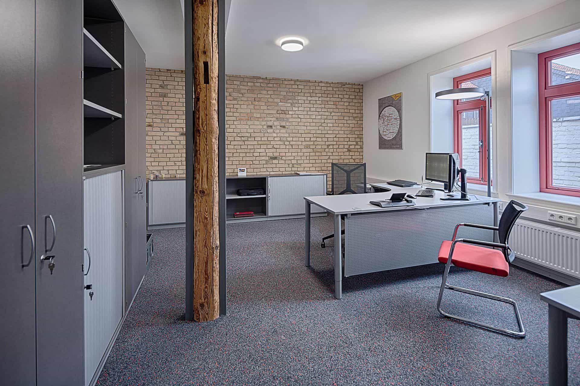Büromöbel Raumgestaltung