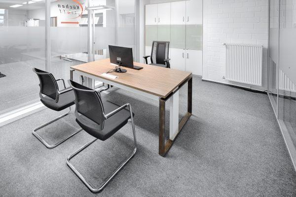 Bueromöbel Schreibtisch höhenverstellbar