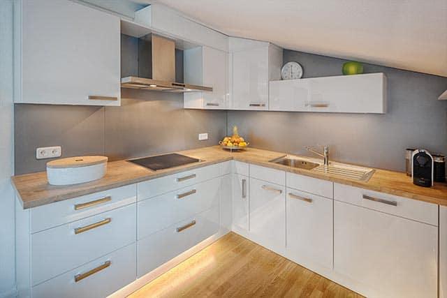 Küchentreff Einbauküche Indirekte Beleuchtung